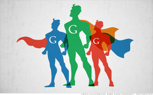 Google, Super héros de l'open Web ?