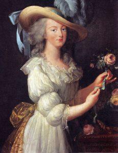 Marie-Antoinette et la brioche