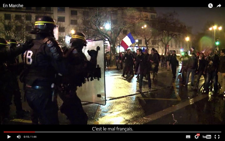 «C'est le mal Français. Le mal d'un pays sclérosé par les blocages.»