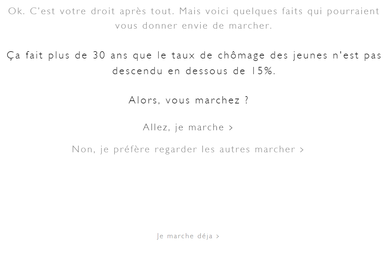 Etape 3 site Macron