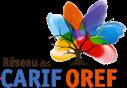 Carif Oref reseau logo