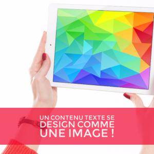 Image design et contenu