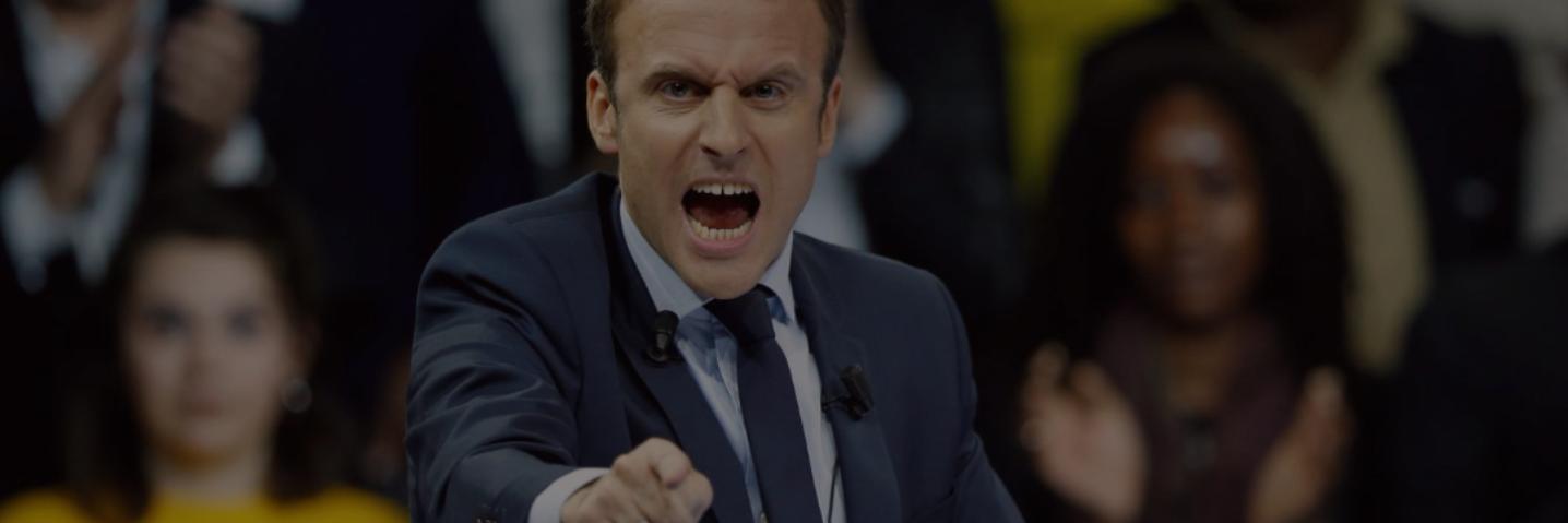 Macron et le travail
